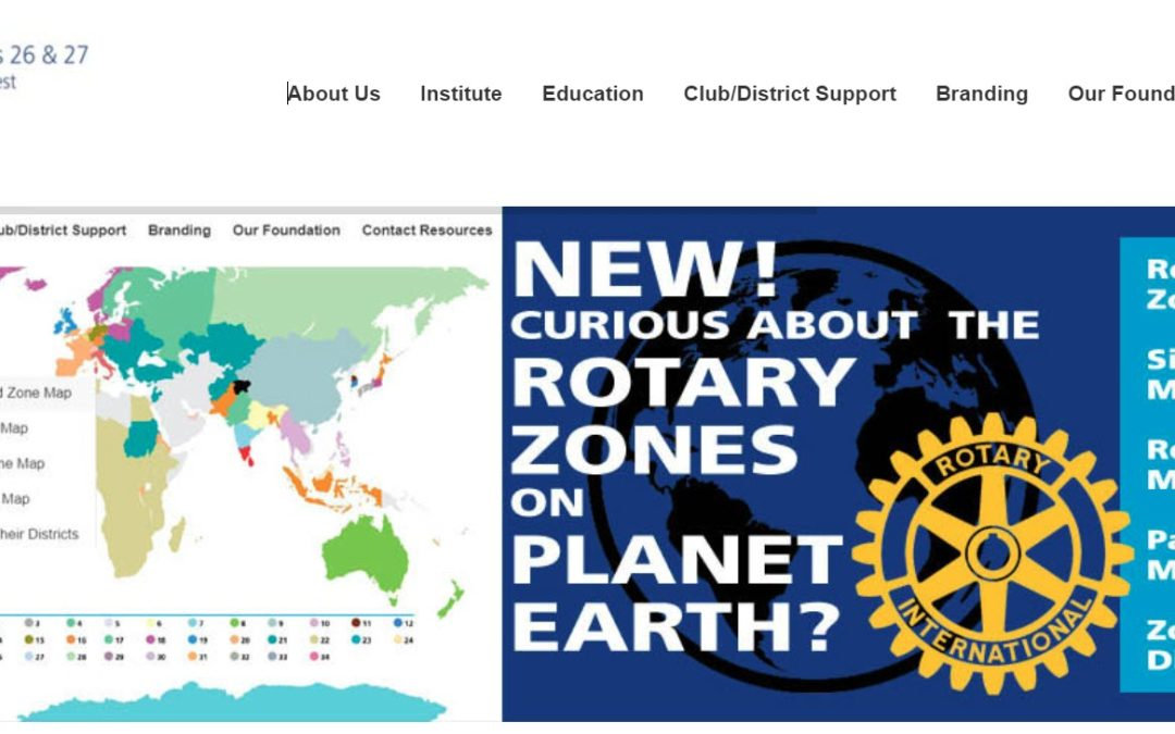 How to Use Rotary International's Brand Center